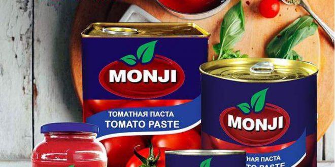 تولید کننده رب گوجه