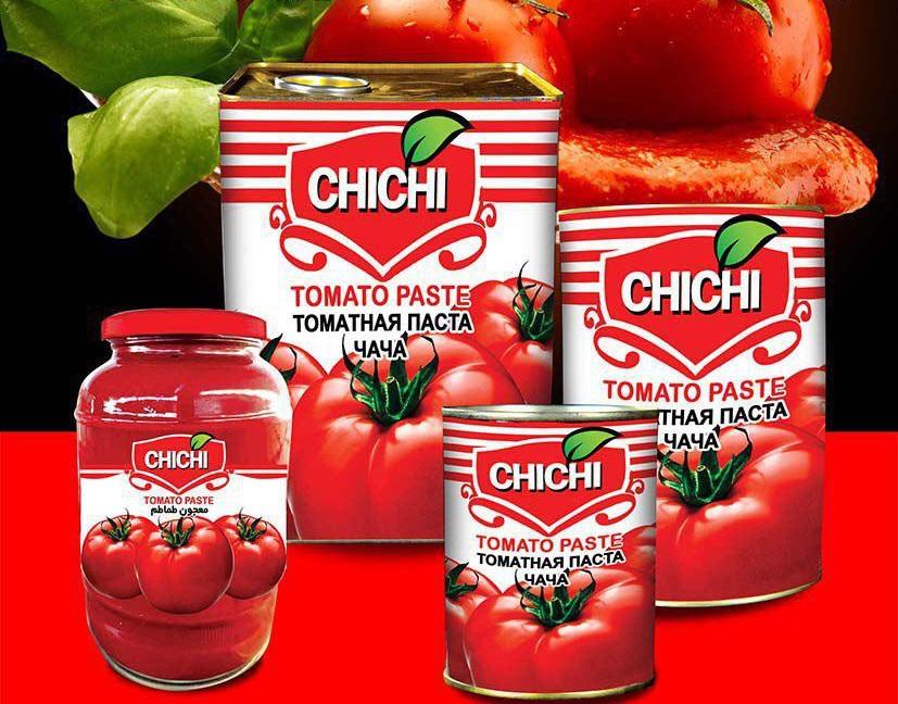تولیدی رب گوجه فرنگی