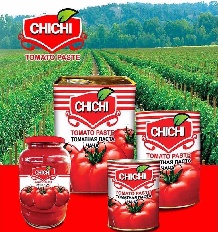 خریدار انواع رب گوجه