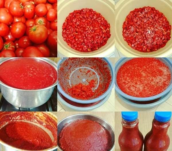 خرید رب گوجه فرنگی
