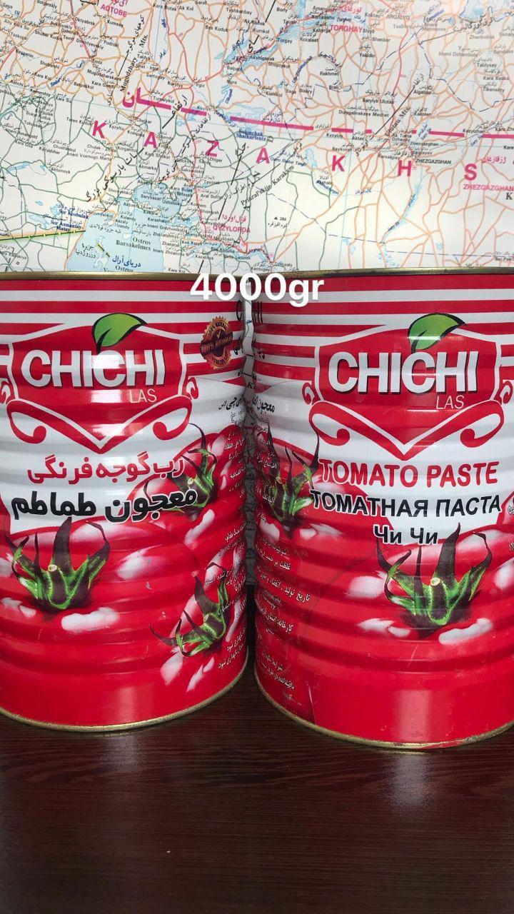 رب گوجه فرنگی صادراتی