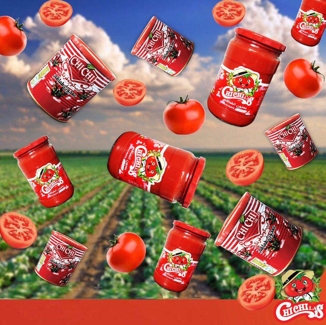 رب گوجه فرنگی ارزان چی چی لاس