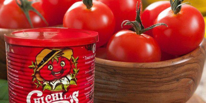 تولید رب گوجه فرنگی با برند چی چی لاس