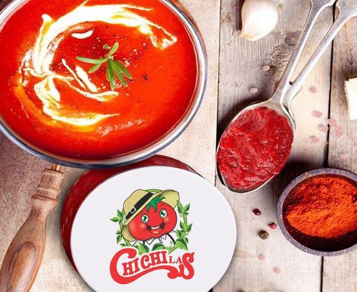 خرید رب گوجه یک کیلویی چی چی لاس