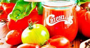 انواع رب گوجه فرنگی کارخانه ای چی چی لاس
