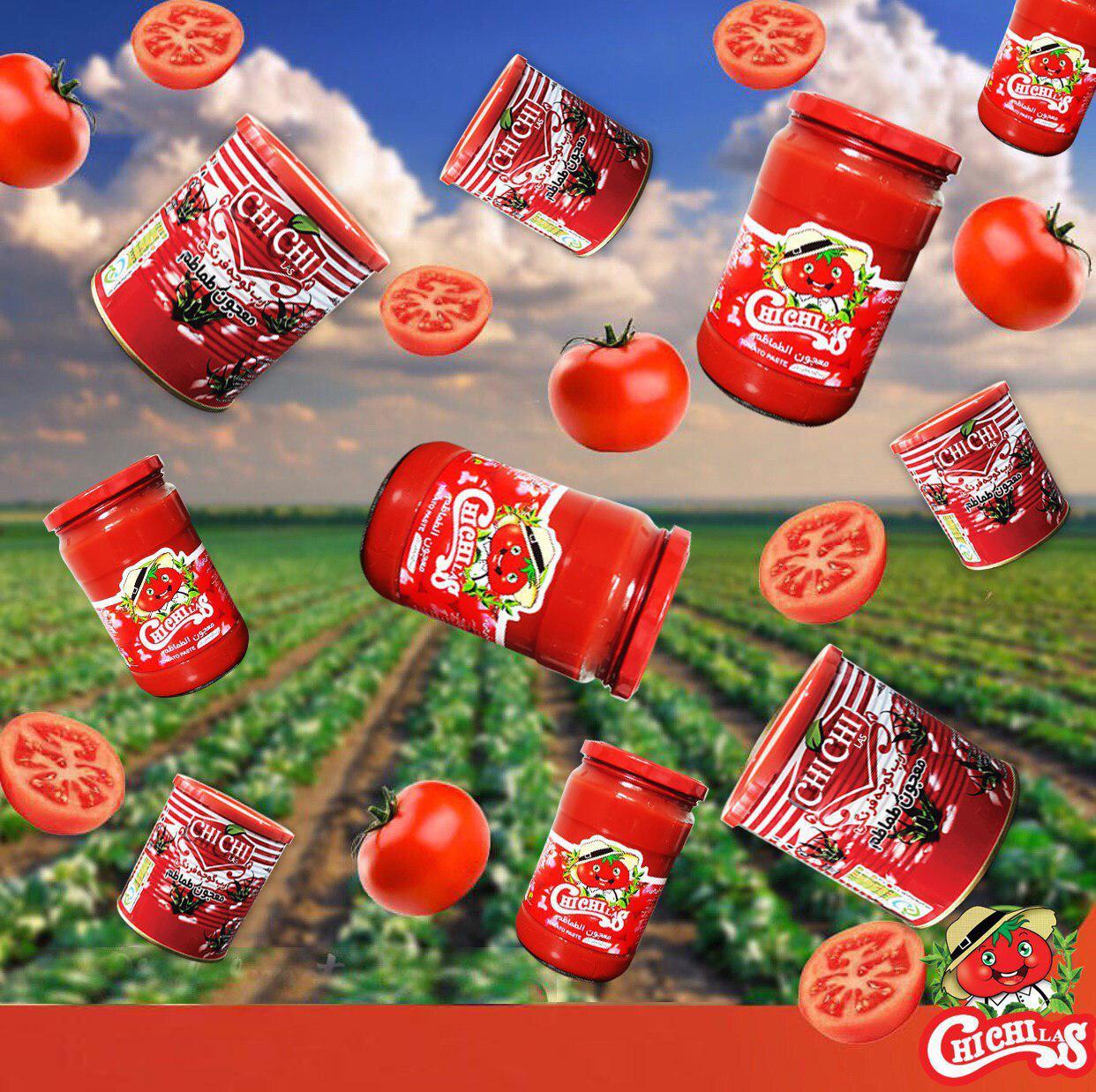 بهترین رب گوجه فرنگی شیشه ای