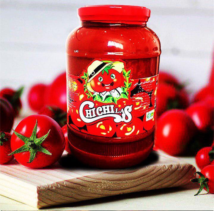 صادرات رب گوجه فرنگی چی چی لاس