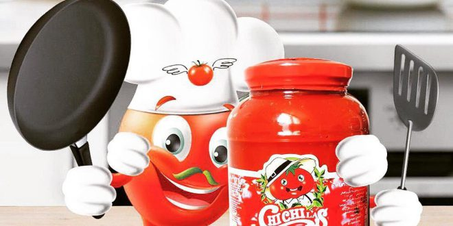 بهترین تولید کننده رب گوجه فرنگی شیشه ای