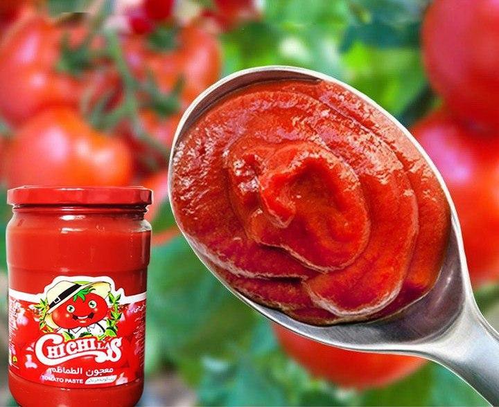 رب گوجه فرنگی شیشه ای درجه یک
