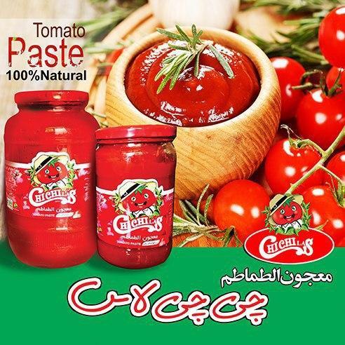 تولید کننده بهترین مارک رب گوجه فرنگی