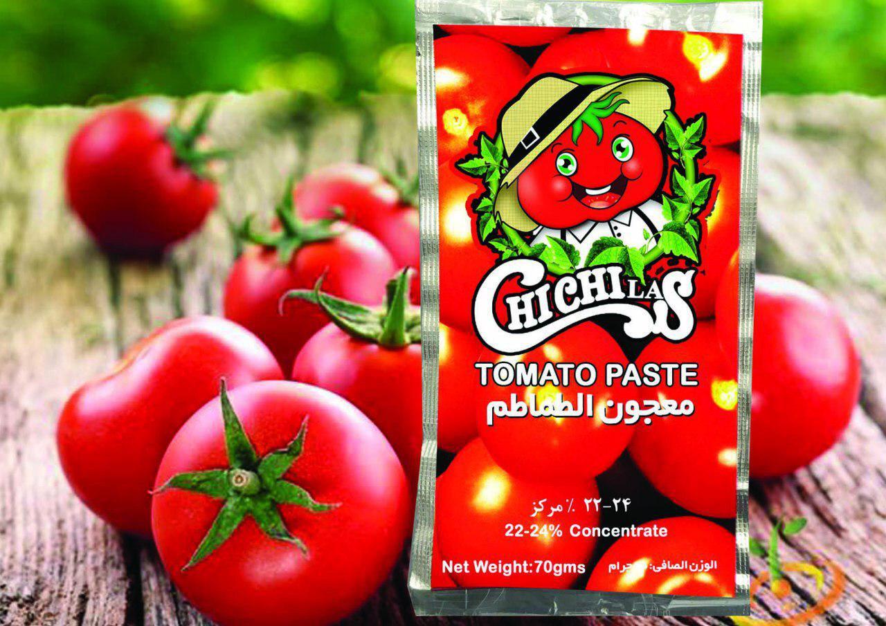 رب گوجه فرنگی خالص و طبیعی چی چی لاس