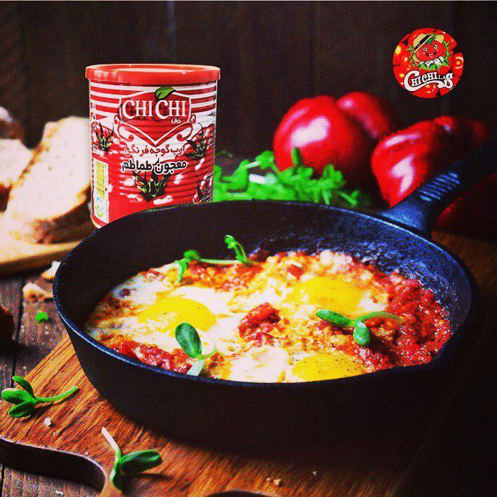 بهترین شرکت صادرکننده ایرانی رب گوجه فرنگی
