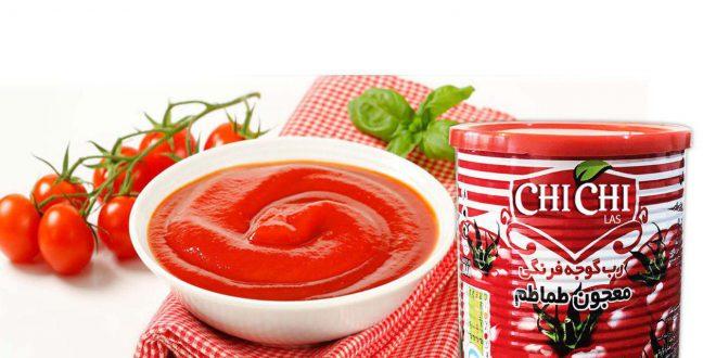 رب گوجه فرنگی ایرانی چی چی لاس