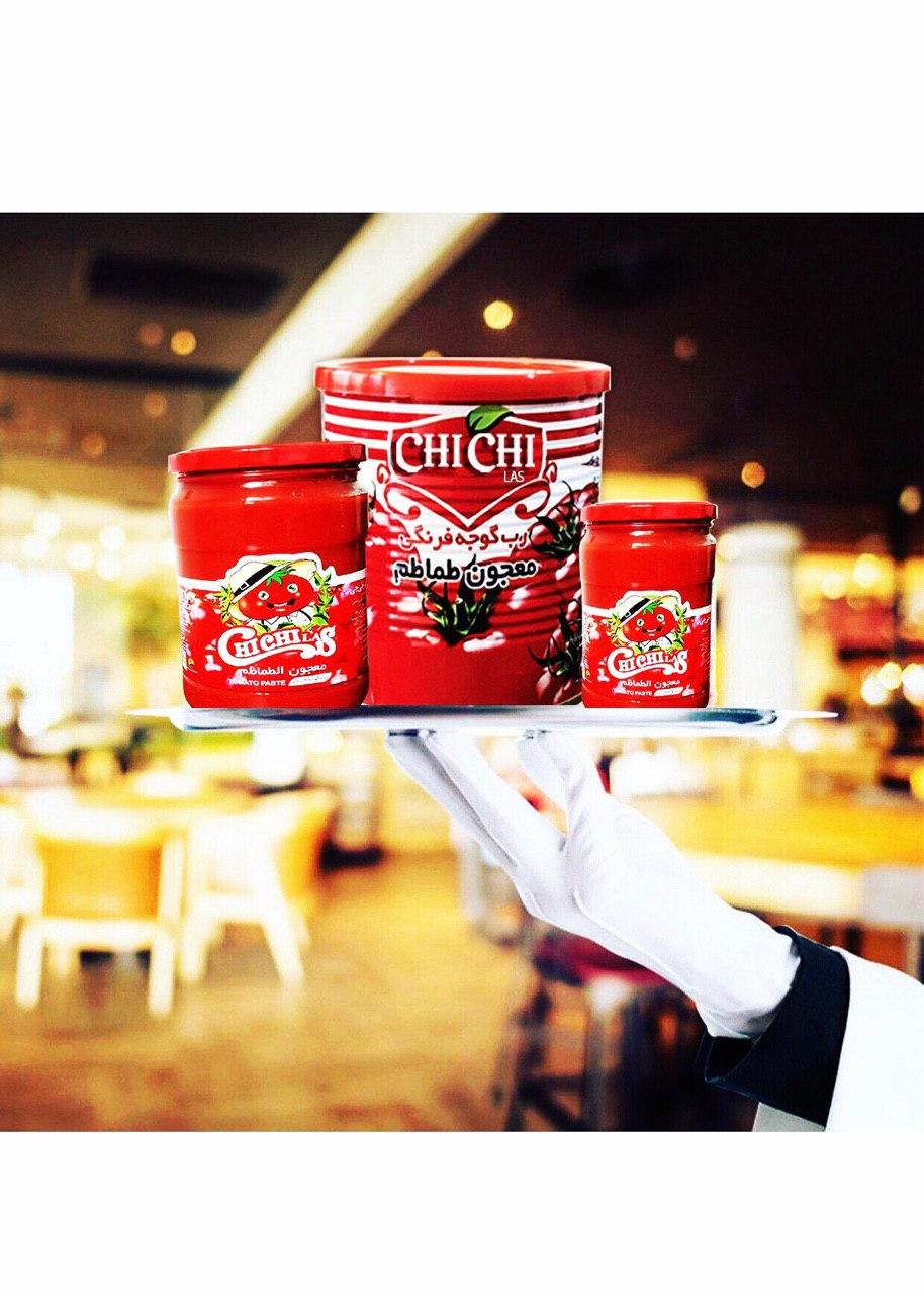 تولید کننده برتر رب گوجه فرنگی کشور