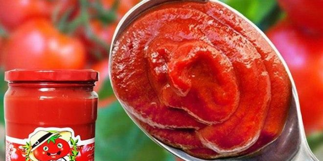 رب گوجه فرنگی شیشه ای 1500 گرمی