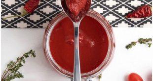رب گوجه فرنگی خالص و درجه یک