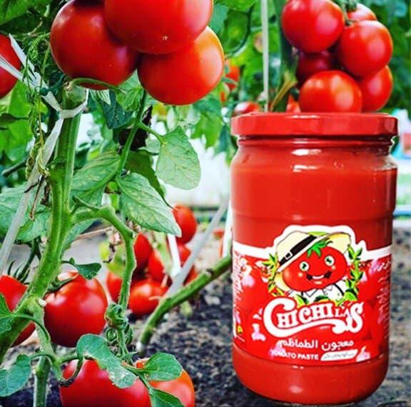 رب گوجه فرنگی خالص و با کیفیت چی چی لاس