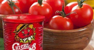 رب گوجه فرنگی درجه یک با بسته بندی قوطی