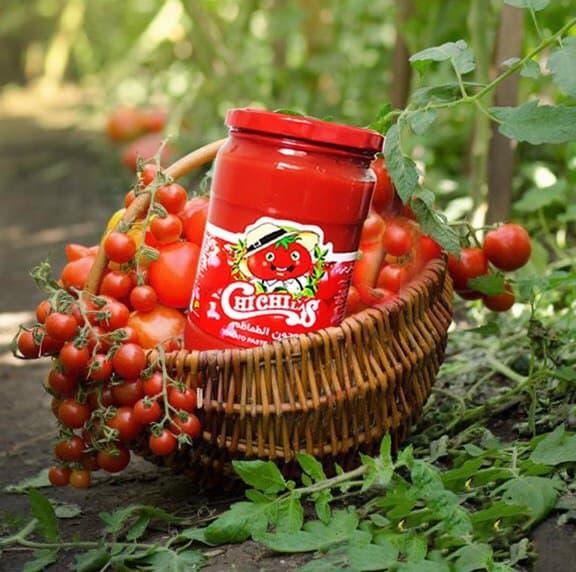 تولید بهترین رب گوجه ایرانی رب گوجه ایرانی