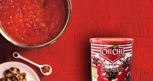 رب گوجه قوطی 800 گرمی چی چی لاس