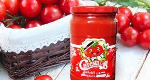 بهترین رب گوجه شیشه ای